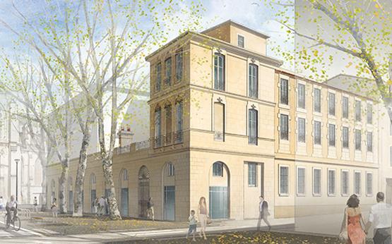 Maison de retraite ma maison nimes stunning ehpad nmes for Ma maison nimes