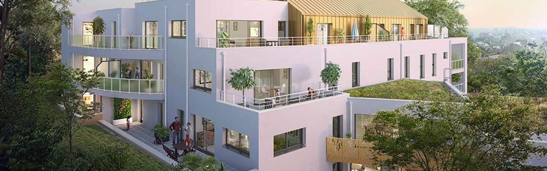 programme loi pinel nantes la petite olympe. Black Bedroom Furniture Sets. Home Design Ideas
